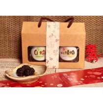 Q梅+燒梅2入禮盒